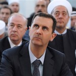 Bashar Al-Assad fighting for his life