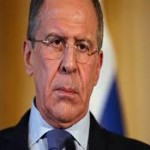 Sergei Lavrov, supply of arms to Syrian opposition would be illegal