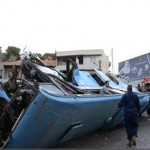 Road accident kills 8 Syrian refugees and 29 injured seriously
