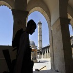 Syria rebels seize iconic Aleppo mosque