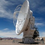 World's largest astronomical observatory in remote Atacama desert Chile