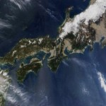 Seabed gas, extracts 'fire ice' in Japan