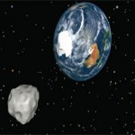 Two asteroids to pass near Earth