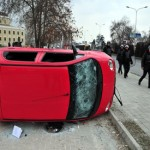 At least 22 people injured in Macedonia riots