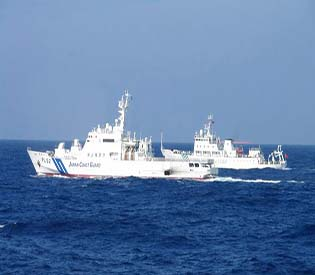 human rights observers china, japan argue over islands intl. news
