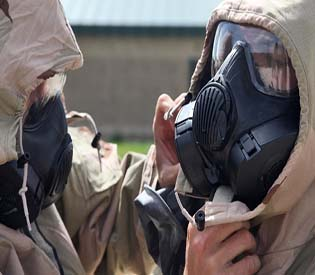 human rights observers israel army says syria used chemical weapons arab news 1