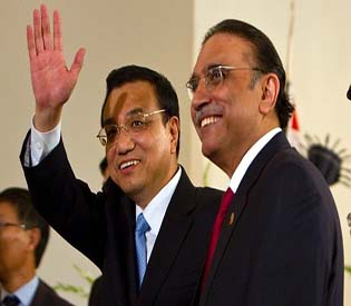 human rights observers - Chinese premier signed economic agreements in pakistan visit intl. news 1