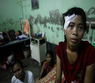 human rights observers - EU criticized for permanently lifting Myanmar sanctions intl. news 1