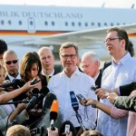 German Foreign Minister Westerwelle pushes Serbia on Kosovo deal