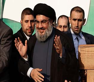 human rights observers Hezbollah to interven in Syria conflict arab uprising