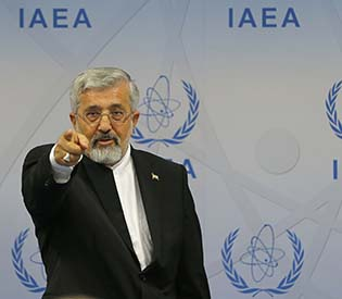 AUSTRIA-IRAN-NUCLEAR-POLITICS-UN-IAEA-FILES