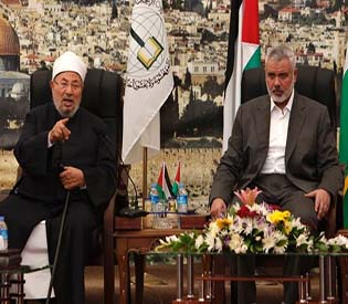 human rights observers - Islamic cleric in gaza rejects israel