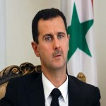 Israeli military chief warns Bashar Al-Assad