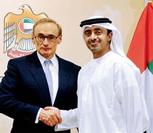 human rights observers - UAE slams Iran for its direct interference in the internal issues of Bahrain arab uprising 1