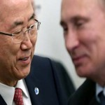 UN chief Ban ki Moon hopes for Syria conference in early June