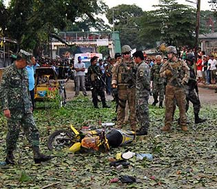 human rights observers - a deadly clash between philippines troop and militants kills 11 intl. news