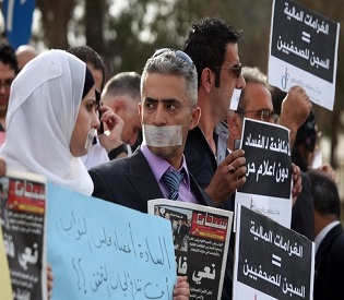human rights observers - arab spring clears way for press freedom 1