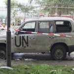 Bomb blasts, gunfire targets United Nations office in Afghan capital