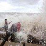 Category 1 Cyclone Mahasen made its landfall in Bangladesh