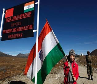human rights observers - china and india's rivalry extends to the arctic