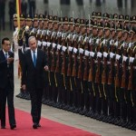 China welcomes Israeli prime minister in Beijing