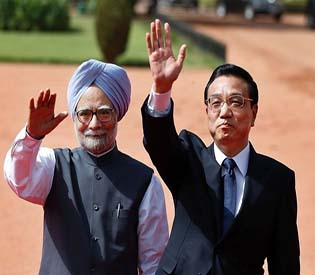 human rights observers - chinese , indian leaders call for cooperation intl. news