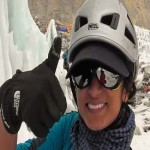 Dare to dream, Majestic mountain climber Raha Moharrak tells Arab girls