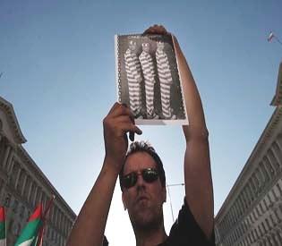 human rights observers exit polls no cldar majority in bulgarian polls eu crisis