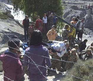 human rights observers nepal plane crash injuries 21 including 8 japanese intl. news