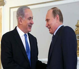 human rights observers putin netanyahu discuss syria conflict, omit russia missiles intl. news