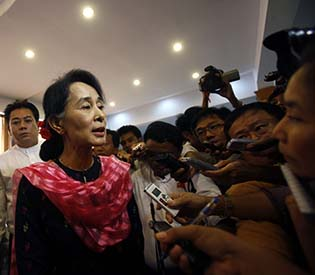 human rights observers - suu kyi slams Myanmar government on 2child policy for muslims intl.news 1