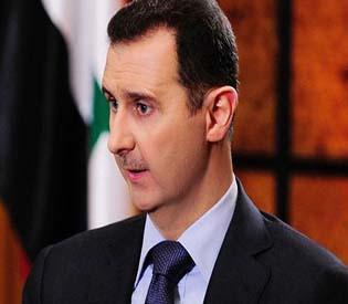 human rights observers - syria's assad warns israel of retaliation over further escalation arab uprising1