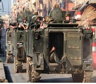 human rights observers - syrias shadow of war reaches lebanon arab uprising1