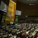 UN General Assembly condemns Assad forces, but unease grows about rebels
