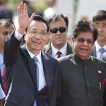 Weeks after a tense border standoff Chinese premier visits India to boost ties