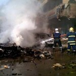57 dead after car bombing hit mainly shia areas in Iraq