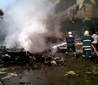 humna rights observers - wave of bombings in iraq kill at least 57 arab uprising