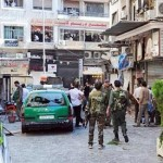 Suicide Bombers attack on Syrian capital, killed at least 14 people