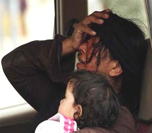 human rights observers - 10 children 2 nato troops killed in afghan attack intl. news1