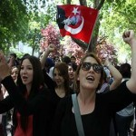 Activists present list of demands in Turkey
