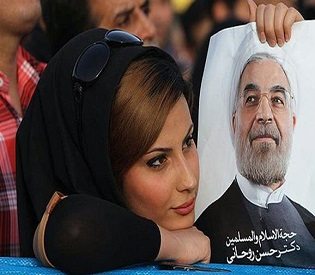 human rights observers - Divided Iran votes for a president to replace Ahmadinejad intl. news1