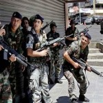 Intense clashes rage overnight lebanon; 12 soldiers dead