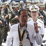 Philippines president vows to defend territory amid China Sea dispute