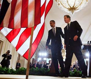 human rights observers - President Barack Obama takes economic, foriegn policy agenda to UK intl. news1