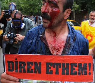 human rights observers - Protests unite Turks across the social spectrum eu crisis1