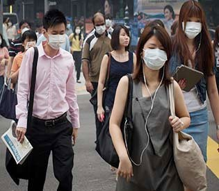 human rights observers - Singapore pollution index back to hazardous levels environment1