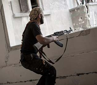 human rights observers - Syrian rebel attack kills 60 pro-governmet fighters arab uprising1