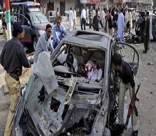 human rights observers - Taliban attack kills 12 security personnel, injures pakistans top judge intl. news1