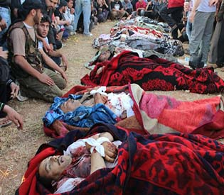 human rights observers - UN rights body calls for immediate end to horrific violence in Syria arab uprising1