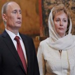 Russia's president Putin discloses divorce on national television